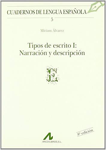 TIPOS DE ESCRITO I