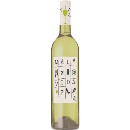 MALA VIDA - Vino Blanco - Bodegas Arraez - Varietal - 75cl. - caja 6 und.