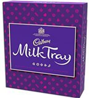 Cadbury Milk Tray 360g New Design New Chocolates Shipped From UK