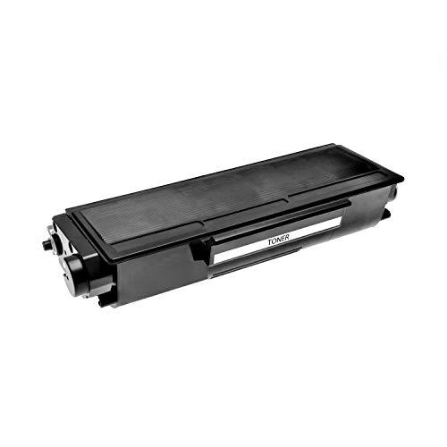 Logic-Seek Toner TN-3280 kompatibel für Brother HL-5350DN HL-5340D HL5370WD HL5380DN DCP-8080DN 8085DN 8880DN 8890DW MFC-8370DN 8380DN - TN3280 - Schwarz 8.000 Seiten