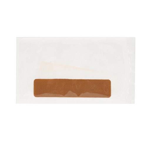 Hoja de cicatriz de silicona permeable a la humedad reutilizable para reparación de cicatrices de cesárea(Breathable skin color silicone sticker)
