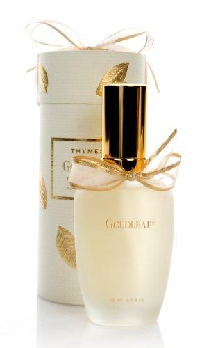 Thymes Eau de Parfum, Goldleaf, 1.5-Ounce Bottle