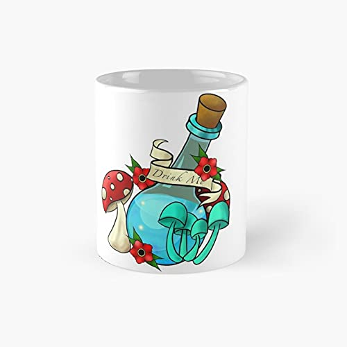Drink Me Classic Mug Best Gift Funny Coffee Mugs 11 Oz