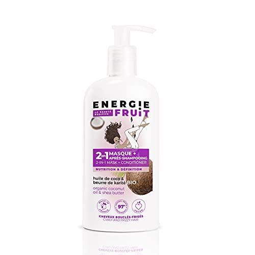 ENERGIE FRUIT | Masque + Après Shampoing | Coco &...