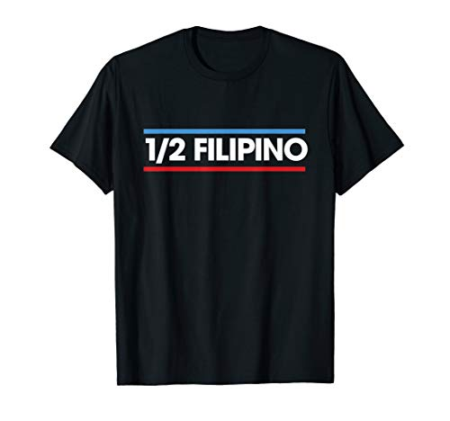 Filipino Pride. Half Filipino. Pinoy Ako T-Shirt