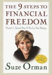 The 9 Step to Financial Freedom Display: Practical and Spiritual Steps So You Can Stop Worrying 0762411651 Book Cover