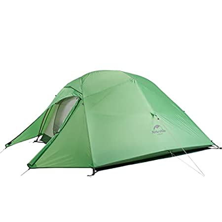 Naturehike Lightweight Backpacking Tent with Footprint