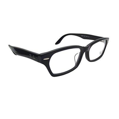 ■■■ レイバン スマート老眼鏡 ■■■ +1.00〜+3.50 の6段階! リーディンググラス シニアグラス に 非球面レンズ を採用! 紫外線カット ブルーライトカット Ray-Ban メガネフレーム RX5344D 2000 55サイズ