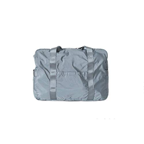 N / C Luggage Bag, Foldable Travel Duffel Bag Nylon, Light Weight, High-Density Durable Memory Cloth Material, Lightweight, Waterproof And Wear-Resistant