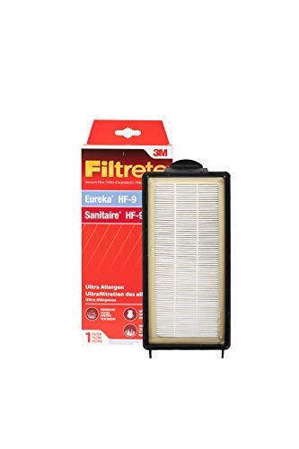3M Filtrete Eureka / Sanitaire HF-9 / HF-9 Ultra Allergen Vacuum Filter - 1 filter
