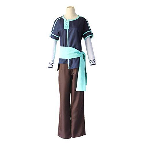 WSJDE Sword Art Online Season 3 Kirigaya Kazutocos Juvenile Costplay Ropa S Color de la Imagen