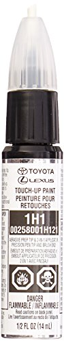 TOYOTA Genuine 00258-001H1-21 Predawn Grey Mica 1H1 Touch Up Paint