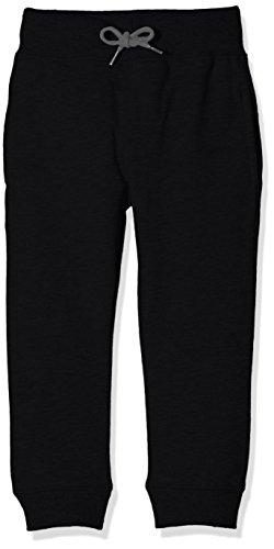 NAME IT Nkmsweat Pant BRU Noos Pantalones, Negro (Black Black), 86 para Bebés