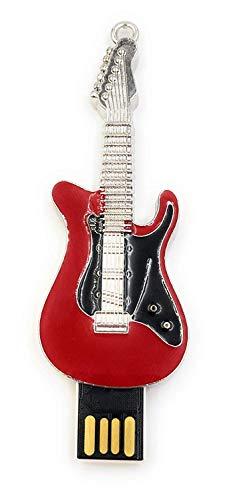 Memoria USB Flash Drive Pen Drive Memory Stick Masivo Almacenamiento Guitarra Electrica...