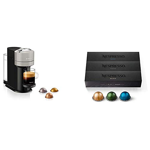 Breville/De'Longhi Nespresso Vertuo Next Coffee & Espresso Machine + 30-Count Nespresso Capsules VertuoLine Coffee Pods $99.99 + Free Shipping via Amazon