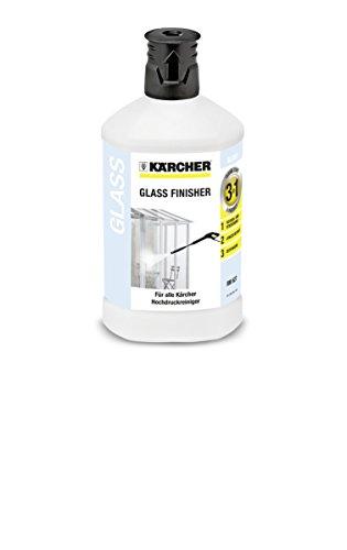 Karcher Accessorio Per Idropulitrice - Detergente per Vetri e Verande 3 in 1 - 1L per tutti i modelli