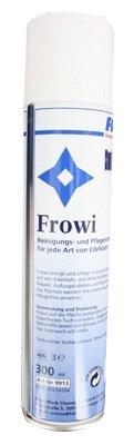 Frowi - Edelstahlpflegemittel 1 Dose