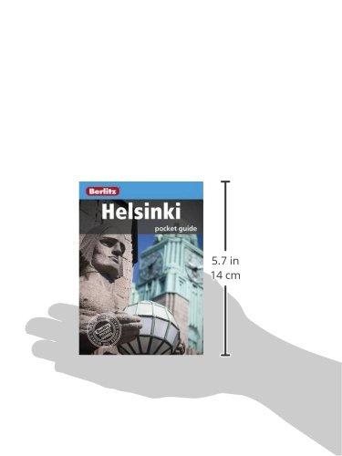 Berlitz: Helsinki Pocket Guide [Lingua Inglese]