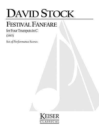 Festive Fanfare - 4 Trompeten - Set
