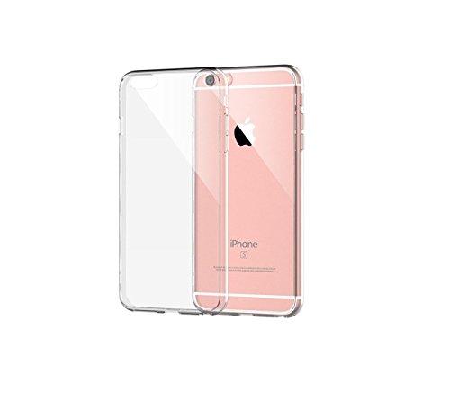 Funda para iPhone 6S – Deet Slim iPhone 6S (4,7 pulgadas) Funda protectora – Transparente