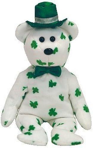Ty Beanie Babies O'Fortune - Irish Bear by Ty