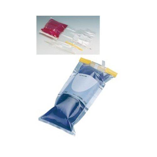 neolab 1–7141Whirl de Pak Bolsa de plástico, PE, estériles, 30,5cm x 12,5cm (100unidades)