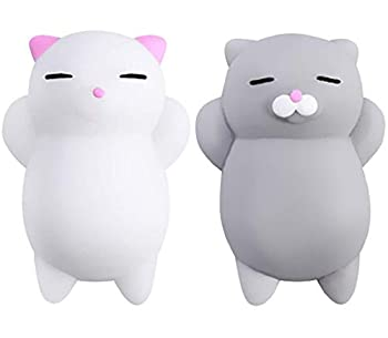 Best silicone squishy cat Reviews