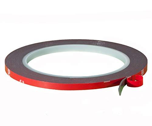 3M doppelseitiges Acrylschaum-Klebeband, 5mm x 3m