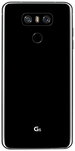 LG Electronics G6 - Factory Unlocked Phone - Black