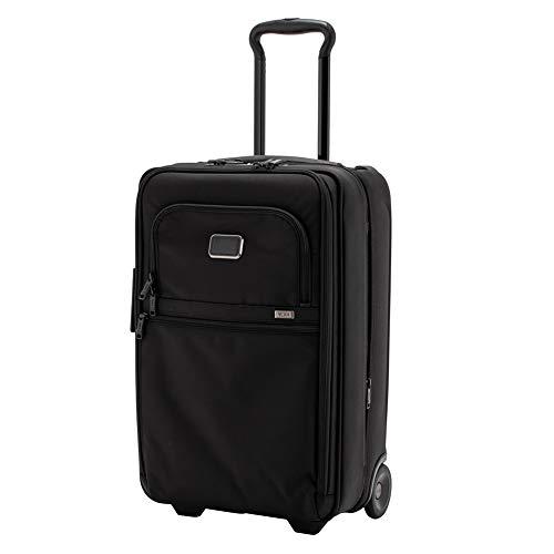 [ トゥミ ] TUMI スーツケース 35L ALPHA 3 インターナショナル エクスパンダブル 2ウィール キャリーオン アルファ 3 International Expandable 2 Wheeled Carry-On 1171531041 ブラ