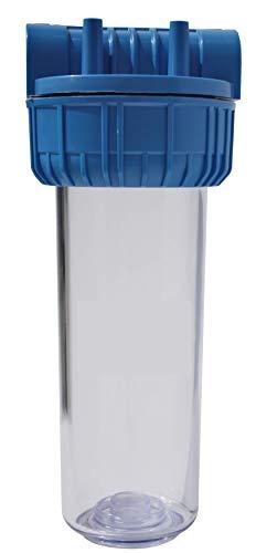 WK Contenitore filtro 10  3 4  tipo 3 pz staffabili, Trasparente