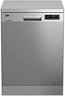 beko Dish Washer 15 sets 8 program digital display DFN28520X