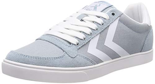 hummel Herren Slimmer Stadil Mono Low Sneaker, Blau (Arona 7014), 41 EU