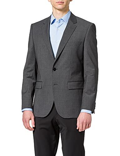 HUGO Herren JefferyM204X 10217983 01 Blazer, Dark Grey028, 54