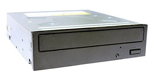 HL Data Storage GCA-4166B IDE DVD Writable CD-RW Drive Unit black P/N 5188-2472 (Generalüberholt)