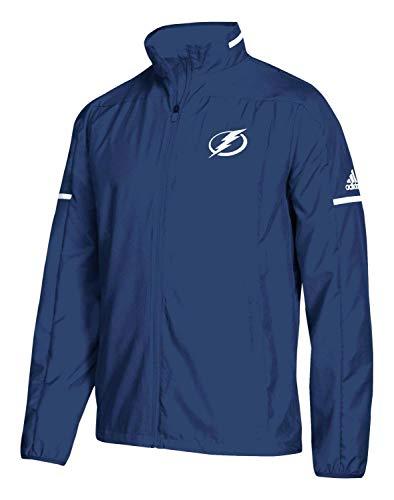 adidas Tampa Bay Lightning NHL Men's Penalty Box Full Zip Rink Jacket