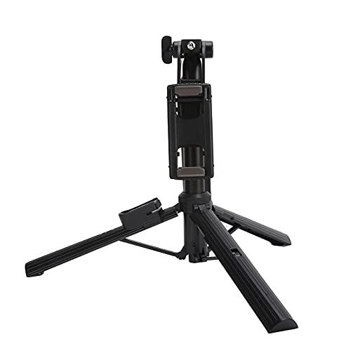 Trípode portátil Selfie Stick Trípode Bluetooth Trípode Soporte de rotación de 360 ° Teléfono Selfie Stick Trípode