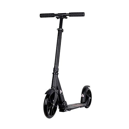 FQCD Outdoor-Eltern-Kind-Sport Scooter Tragbarer/Pendler-Scooter/Faltbare Tretroller