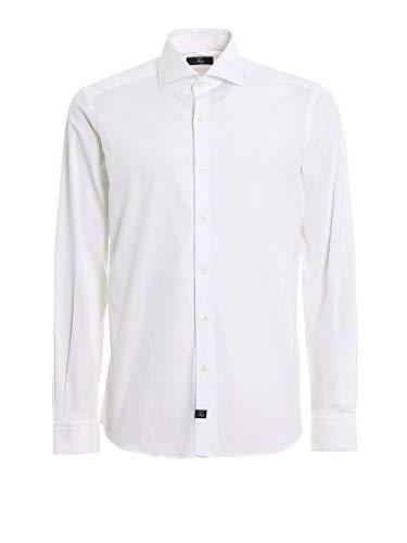 Fay Luxury Fashion Uomo NCMA139259SORMB001 Bianco Cotone Camicia | Autunno-Inverno 19