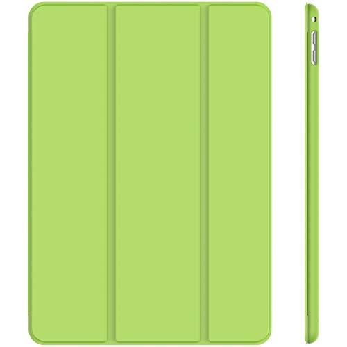JETech Hülle Kompatibel iPad Mini 4, Schutzhülle mit Ständer Funktion und Auto Schlafen/Wachen, Grün