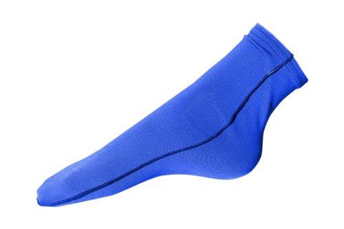 Aeroskin Polipropileno Tubo Buceo Calcetines, Unisex Hombre, Azul