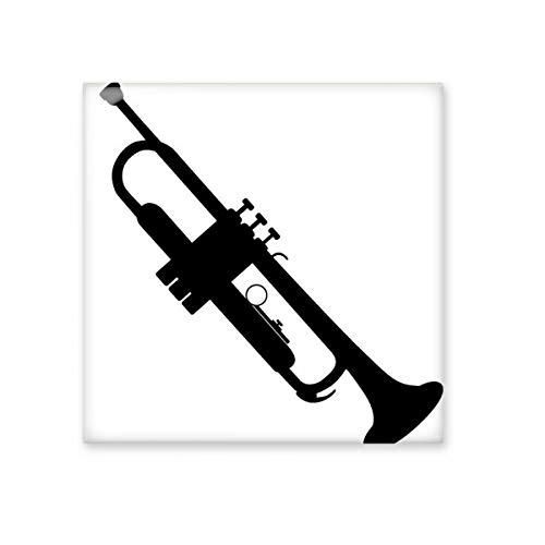 DIYthinker Hoorn Klassieke Muziek Vitaliteit Geluiden Keramische Bisque Tegels Badkamer Decor Keuken Keramische Tegels Wandtegels Medium