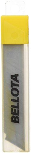 Bellota H51406-18 - Cuchillas Cutter, hojas para cuter profesional y de precisión