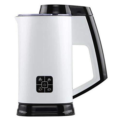 ALK Automatischer Milchaufschäumer, elektrischer Milchaufschäumer mit Kalt- und Heißfunktion, für Cappuccino, heiße Schokolade, Latte, Kaffee
