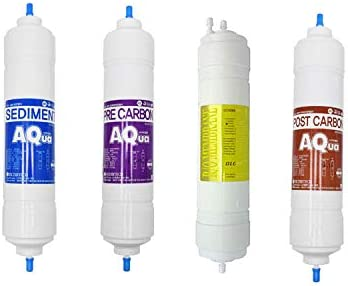 4EA Economy Lowest price Phoenix Mall challenge Replacement Water Filter Set CALAS for Coway 01AL :
