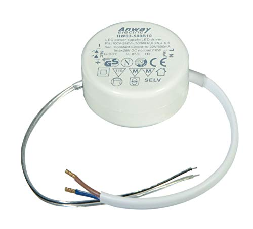 ANWAY LED Treiber HW03-500B10 10W/500mA/10-22V