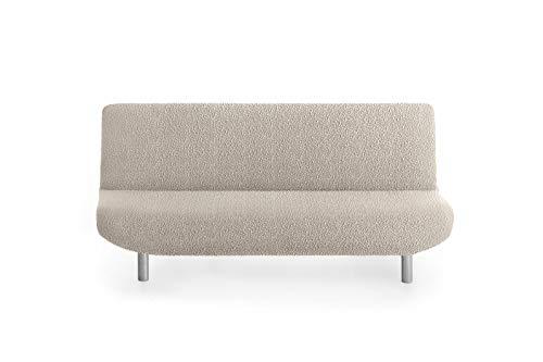 Eysa 3D Funda de sofá, Crudo, 3 plazas