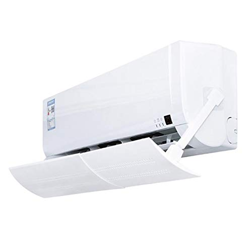 GJHL Air conditioning cover New Home Adjustable Air Conditioner Cover Outdoor Anti Direct Blowing Retractable Air Conditioning Wind Shield Deflector Baffle durable