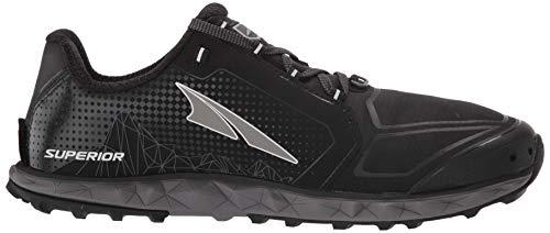 ALTRA Men's AFM1953G Superior 4 Trail Running Shoe, Black - 11 D(M) US