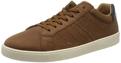 camel active Herren Tonic Sneaker, Braun (tobacco 02), 42 EU (8 UK)